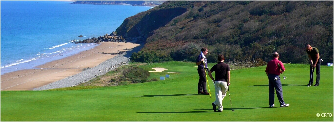 The most beautiful golf courses